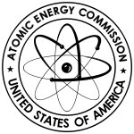 Emblem der United States Atomic Energy Commission