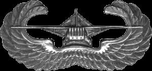 Glider Badge - Image: USAAF Glider Pilot 4
