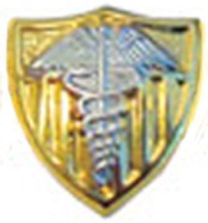 Physician Assistant and Nurse Practitioner Badge - PA and NP Badge