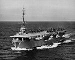 USS Block Island (CVE-106) underway in the summer of 1953.jpg