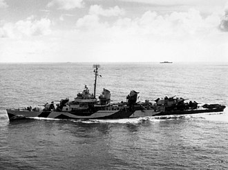 USS Cassin Young - Cassin Young in 1944.