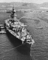 USS Guam (CB-2) at Pearl Harbor, 21 February 1945.jpg