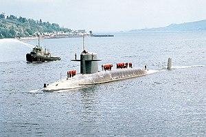 James Madison-class submarine - Image: USS John C. Calhoun (SSBN 630)