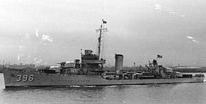 USS Jouett DD-396 01