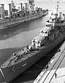 USS Porter (DD-356) at Mare Island Navy Yard in July 1942.jpg