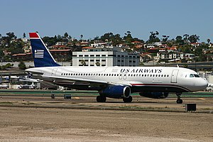 US Airways A320-231 SAN N632AW.jpg
