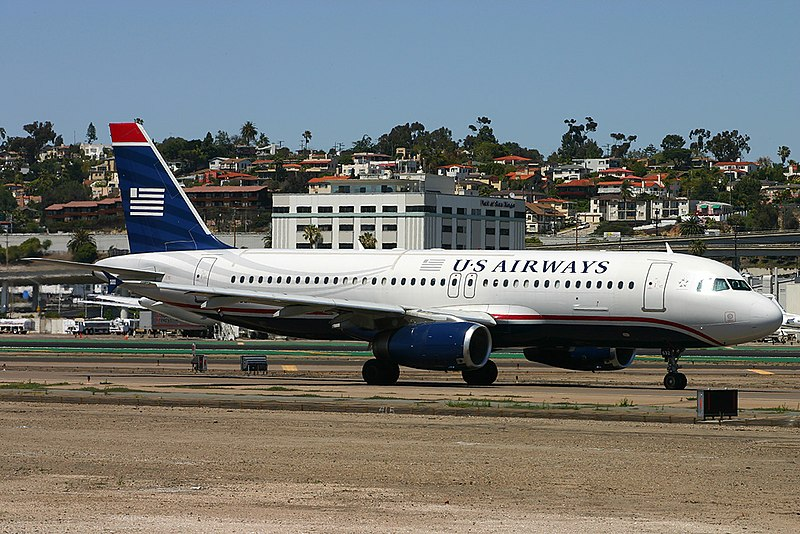 File:US Airways A320-231 SAN N632AW.jpg