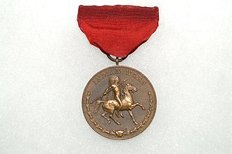 Indian Campaign Medal - Image: US Army 52024 Indian Wars Service Medal