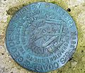 US National Geodetic Survey marker.jpg