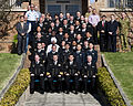 US Navy 110920-N-AD372-001 Master Chief Petty Officer of the Navy (MCPON) Rick D. West and other senior enlisted leaders from other nations pose fo.jpg