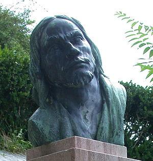 Il Pordenone - Modern head in Udine
