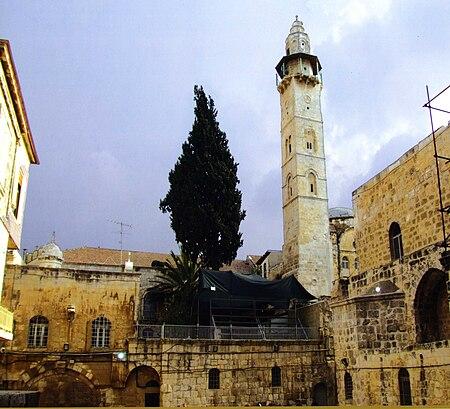 مسجد عمر بن الخطاب.