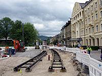 Umbau der Werthmannstraße in Freiburg für die Stadtbahn 1.jpg