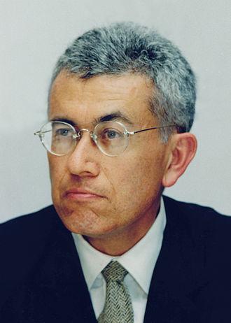 Roberto Mangabeira Unger - Image: Unger headshot