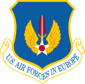 Chièvres Air Base - Image: United States Air Forces in Europe