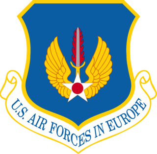 United States Air Forces in Europe – Air Forces Africa Major command of the United States Air Force responsible for the European and African regions
