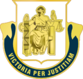 United States Army Reserve Legal Command DUI.png