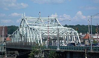 University Heights Bridge - Image: Univ Heights Br fr Deegan jeh