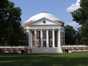 Virginia Cavaliers football - The Rotunda