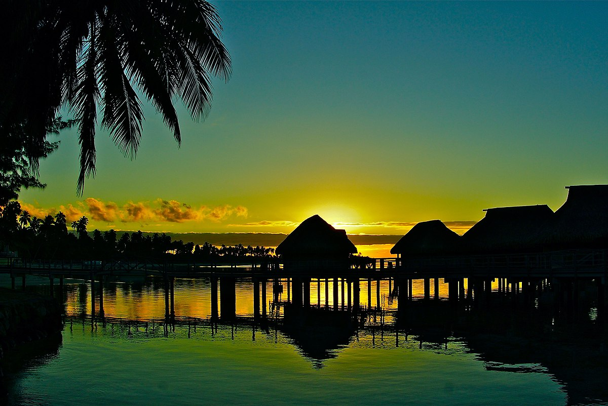 Bora Bora Travel Guide At Wikivoyage