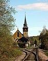 Untergimpern - Bahnhof und St-Josef-Kirche 2016-04-12 16-31-16.JPG