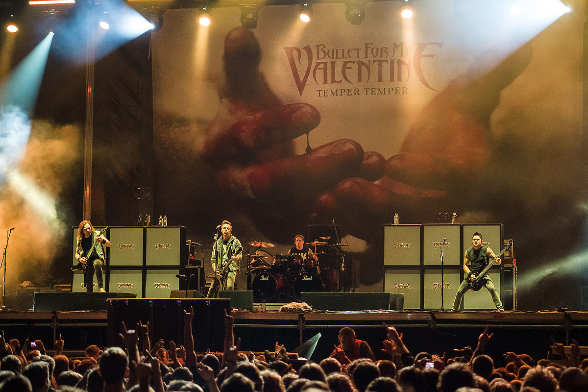Bullet For My Valentine Wikipedia