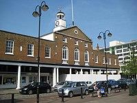 Uxbridge, The Market House - geograph.org.uk - 798869.jpg