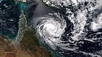 VIIRS Captured Tropical Cyclone Nathan (March 2015) (16299823153).jpg