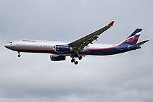 VP-BDE A330 Aeroflot (33894610472).jpg