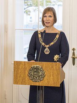 Vabariigi Presidendi ametisse astumise tseremoonia 2016, crop.jpg