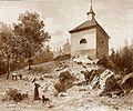 Vaclav Jansa - kaple sv Vojtecha u Votic (1891).jpg