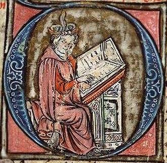 Medieval Dutch literature - Jacob van Maerlant.
