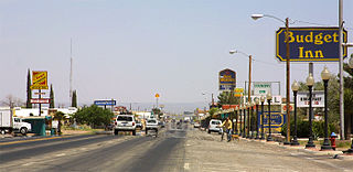 Van Horn, Texas Town in Texas, United States