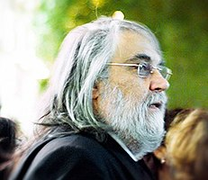 Vangelis at the premiere of El Greco in October 2007