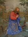 Varallo, Sacra monte, Cappella 21-Christ on the Mount of Olives 03.JPG