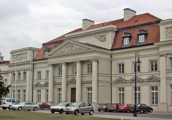 Kazimierz Potocki Wikipedia: Neoclassical Architecture In Poland