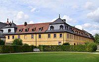Veitshöchheim - ehem Kavaliersbau des Schlosses - Ansicht aus Südosten.jpg