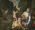 Venus Mourning Adonis (Paolo Veronese) - Nationalmuseum - 21466.tif