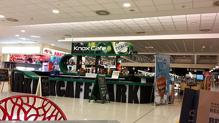 Mall in Skopje