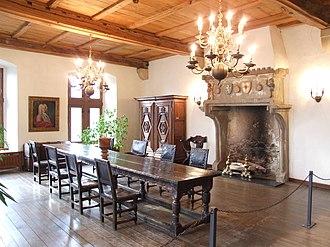 Vianden Castle - Image: Vianden Castle 9
