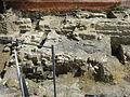 Viarmes (95), fouilles du château médiéval 5.JPG