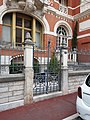 Vichy - Rue Albert Londres, villa Anne-Marie, portail.jpg