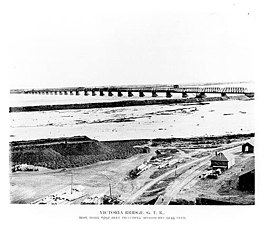 Victoria Bridge (Montreal) - Wikipedia