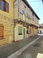 Vieille maison rue du Moyen Âge à Villars-les-Dombes.JPG