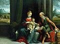 Vierge à l'Enfant et saint Jérôme (vers 1530).jpg