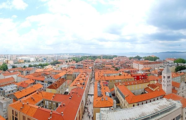 Pictures of Zadar