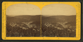 View from Mount Pisgah, south, by M. A. Kleckner.png