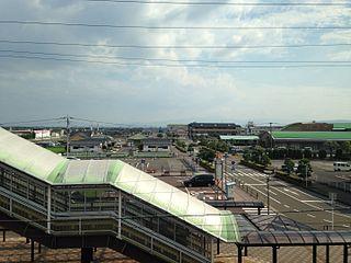 Kōhoku, Saga Town in Kyushu, Japan