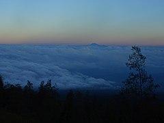 View of Mount Rinjani from Mount Tambora - Lesser Sunda Islands - Indonesia.jpg