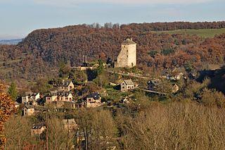 Muret-le-Château Commune in Occitanie, France
